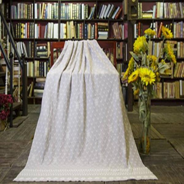 chăn cotton văn phòng